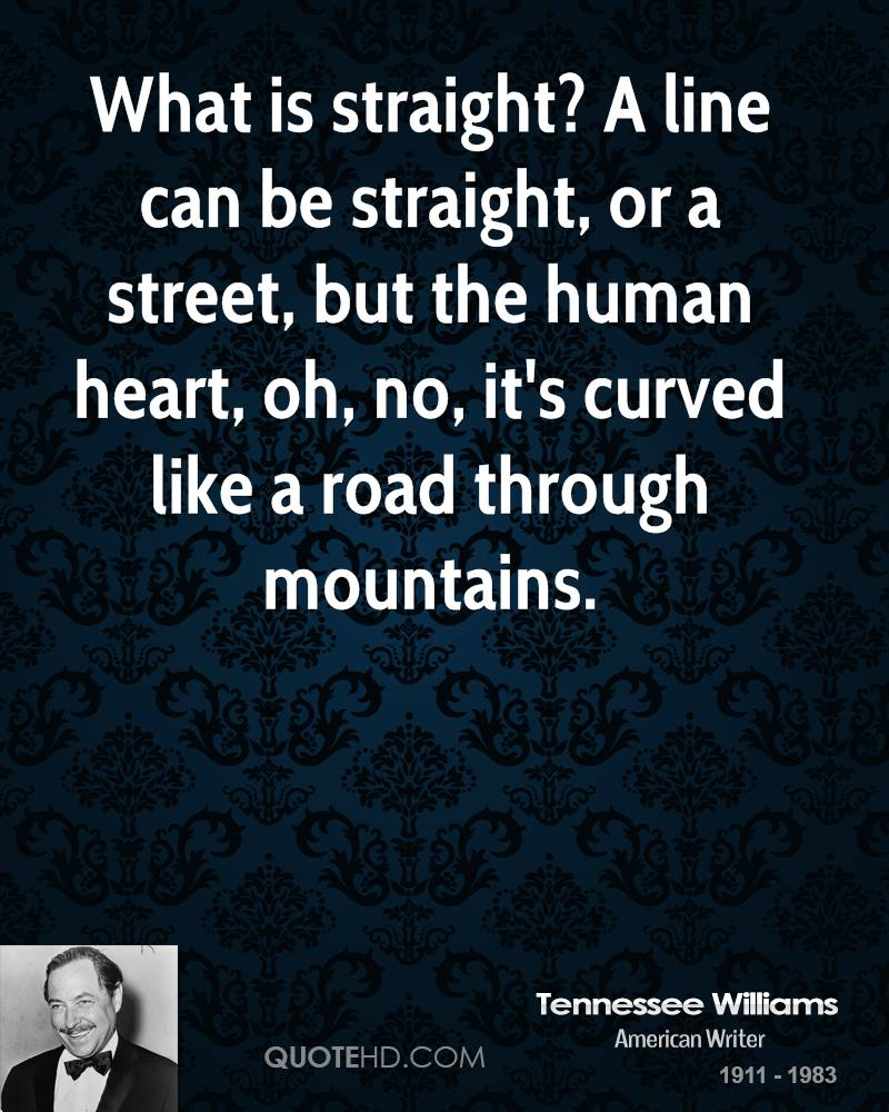 Tennessee Williams View Of Human Nature