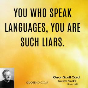 your such a liar quotes