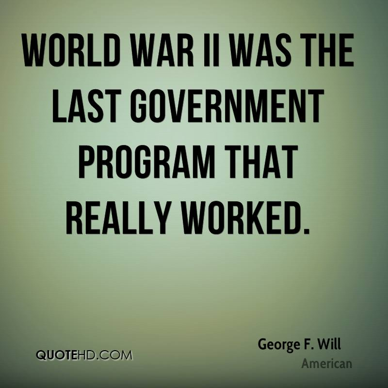 Image result for george f. will quotes