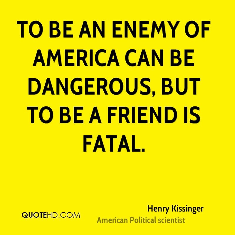 Henry Kissinger Quotes Quotehd