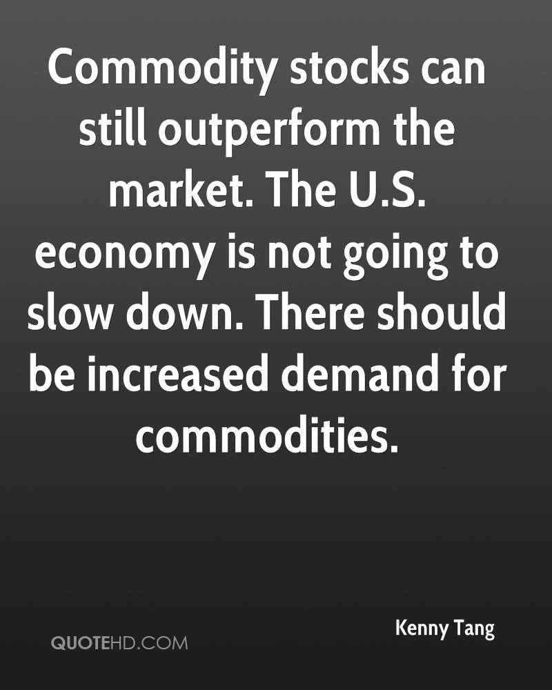 Commodity Quotes Kenny Tang Quotes  Quotehd