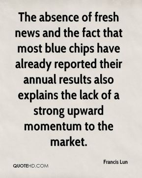 The absence of fresh news and the fact that most blue chips have already reported their annual results also explains the lack of a strong upward momentum to the market.