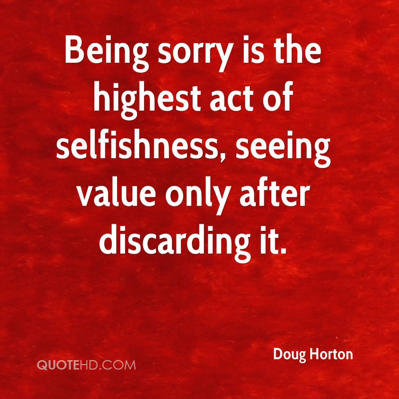 quotes about being sorry - photo #12