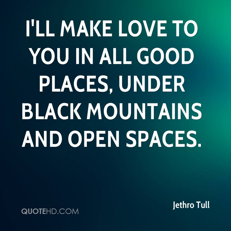 I Want To Make Love To You Quotes Images Stunning Jethro Tull Quotes  Quotehd