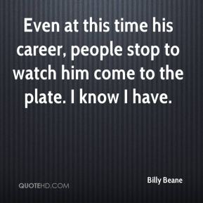Even at this time his career, people stop to watch him come to the plate. I know I have.