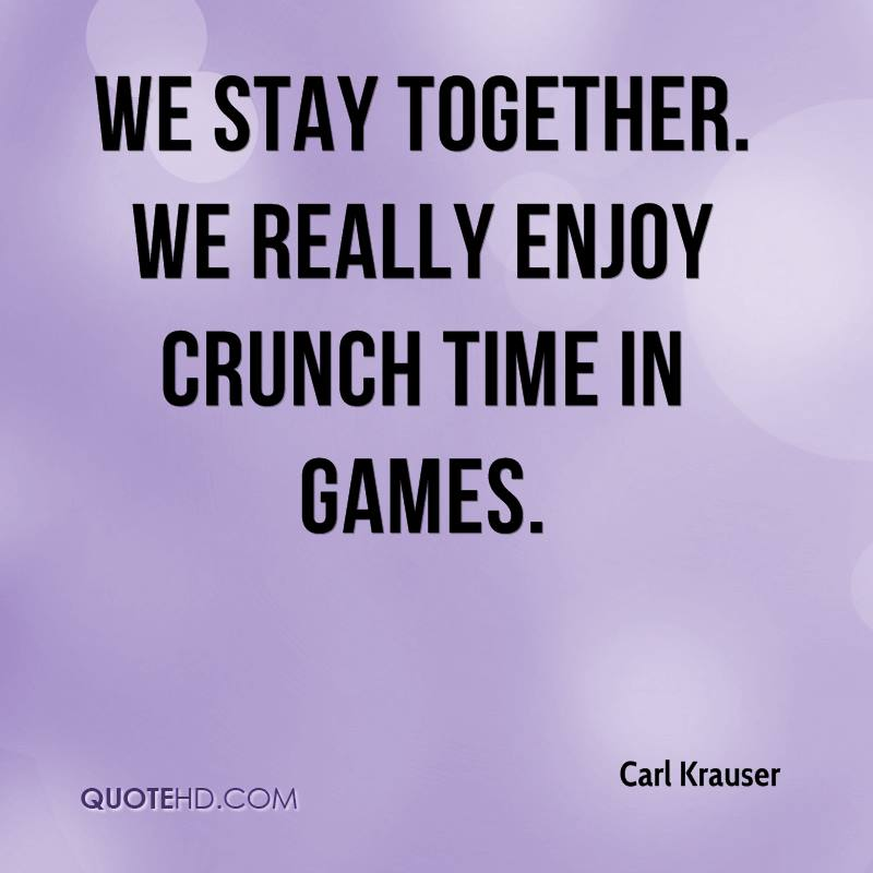 carl krauser quotes quotehd