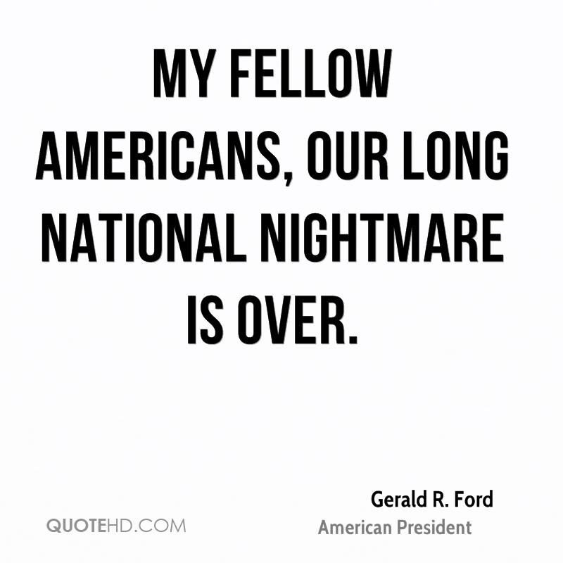 Gerald Ford Quotes Glamorous Gerald Rford Quotes  Quotehd