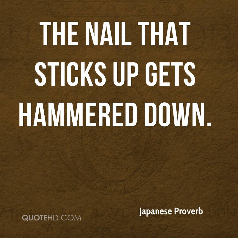 Japanese Proverb Quotes | QuoteHD