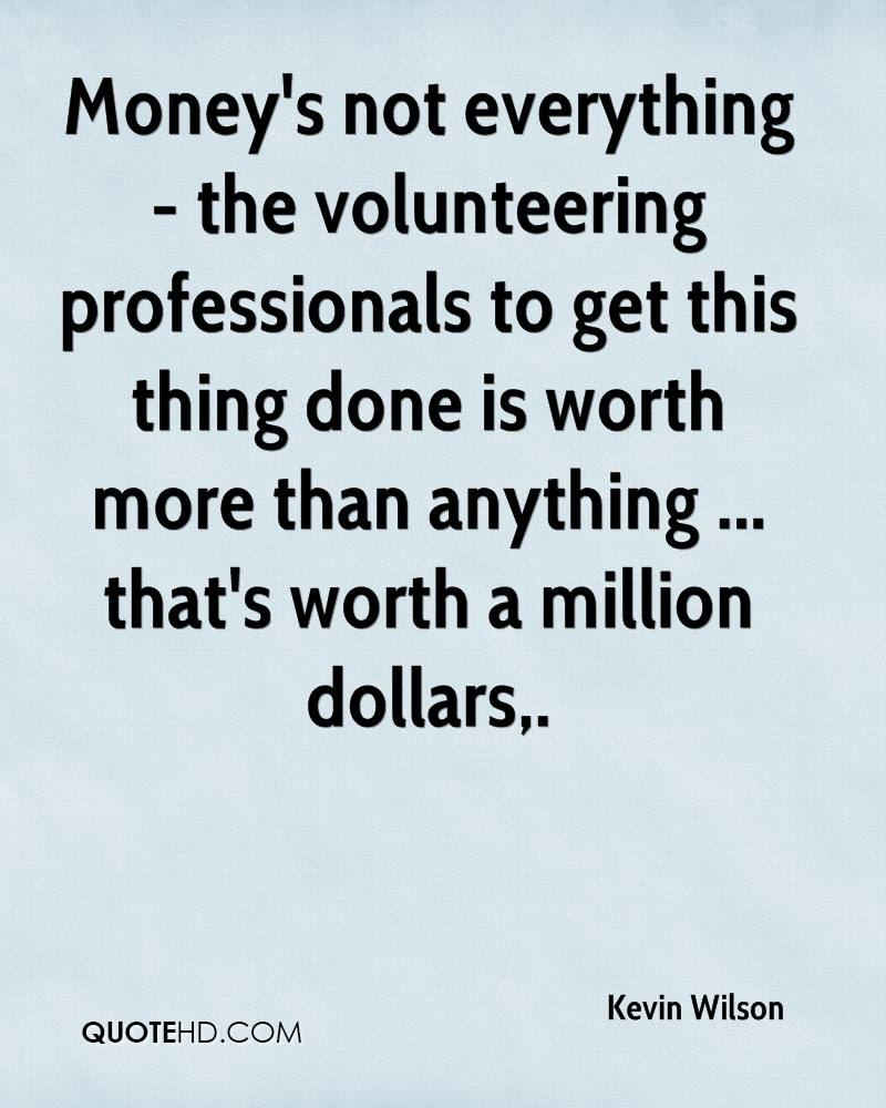 Volunteering Quotes Kevin Wilson Quotes  Quotehd