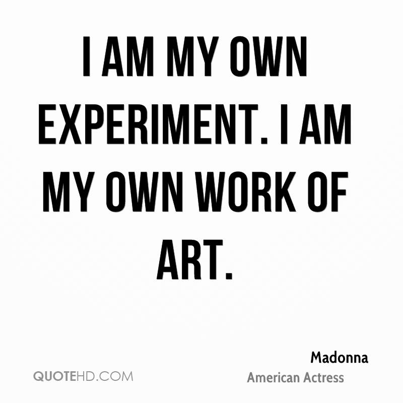Own It Quotes Madonna Quotes  Quotehd