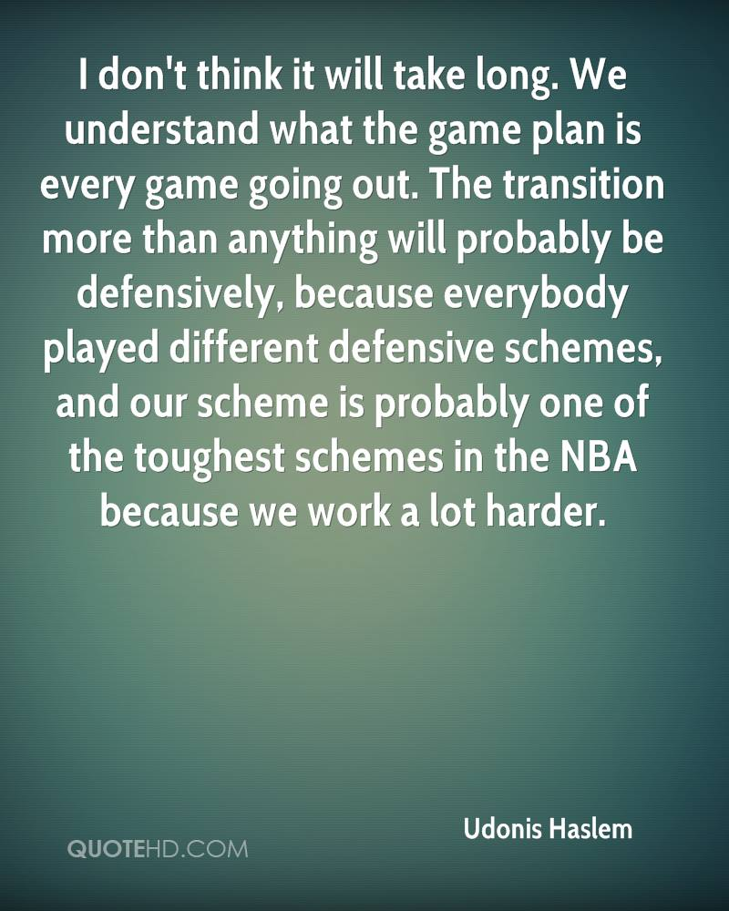 We Fear What We Don T Understand Quote: Udonis Haslem Quotes