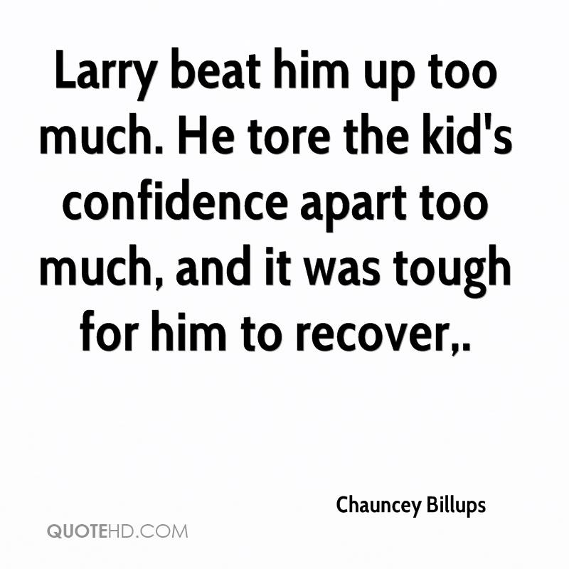 Chauncey Billups Quotes Quotehd