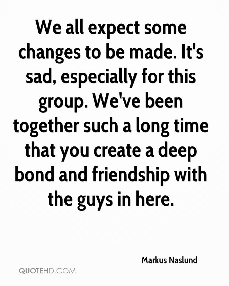 Sad Quote About Friendship Markus Naslund Friendship Quotes  Quotehd