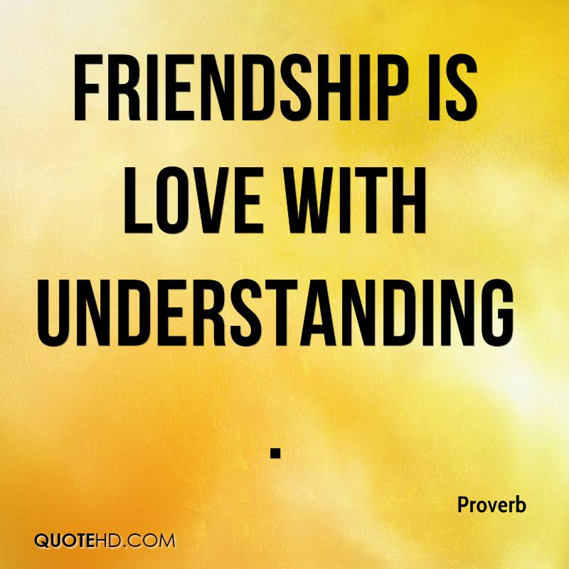 proverb friendship quotes quotehd