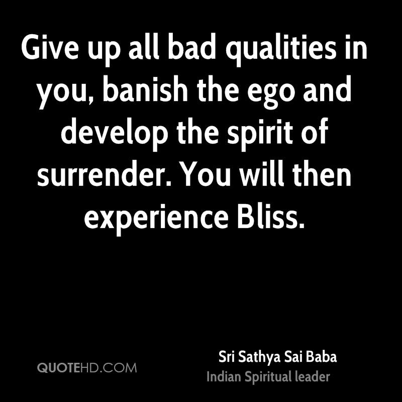 Sri Sathya Sai Baba Quotes