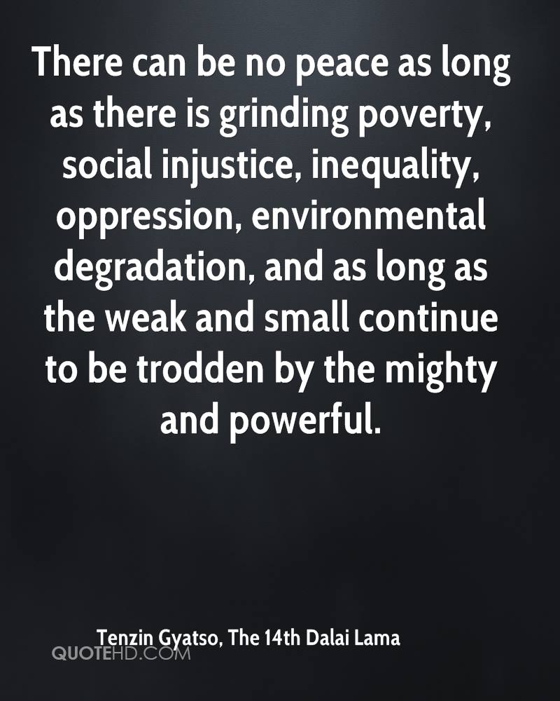 social injustice in america The year began with a bang, as everybody in america lost their minds (some in a  celebratory way, some totally devastated) over the fact that.