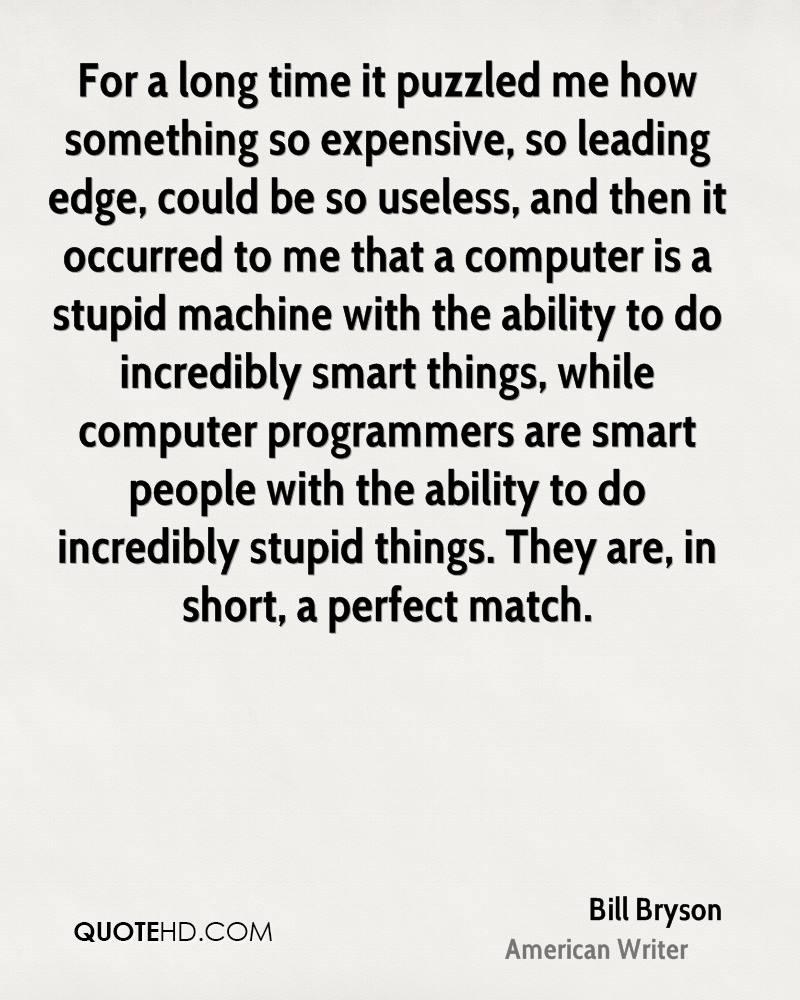 bill bryson quotes quotehd