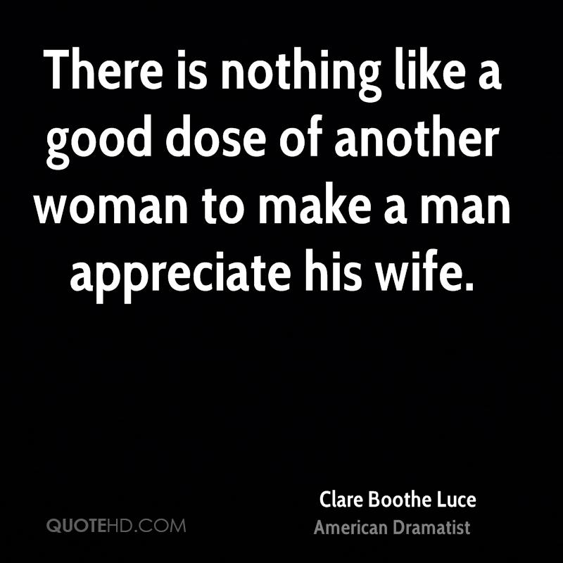 Clare Boothe Luce Wife Quotes | QuoteHD