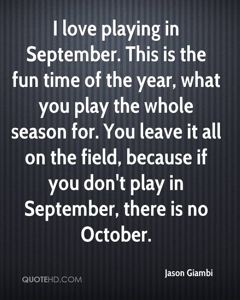 playing the field quotes