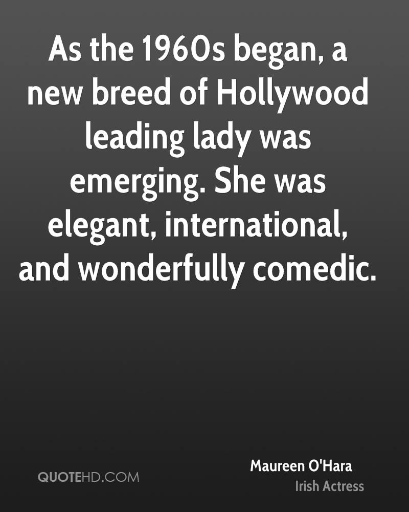 As the 1960s began, a new breed of Hollywood leading lady was emerging. She was elegant, international, and wonderfully comedic.