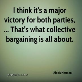 Image result for quotes on collective bargaining