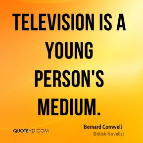 Television is a young person's medium.