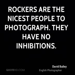 Rockers are the nicest people to photograph. They have no inhibitions.
