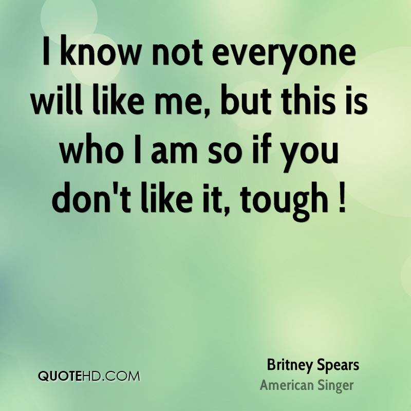 Britney Spears Quotes | QuoteHD
