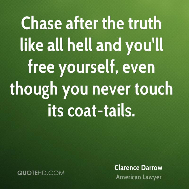 Clarence Darrow Quotes Quotehd