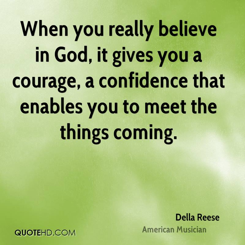 10 Brilliant Motivational Quotes I Truly Believe In: Della Reese Quotes. QuotesGram