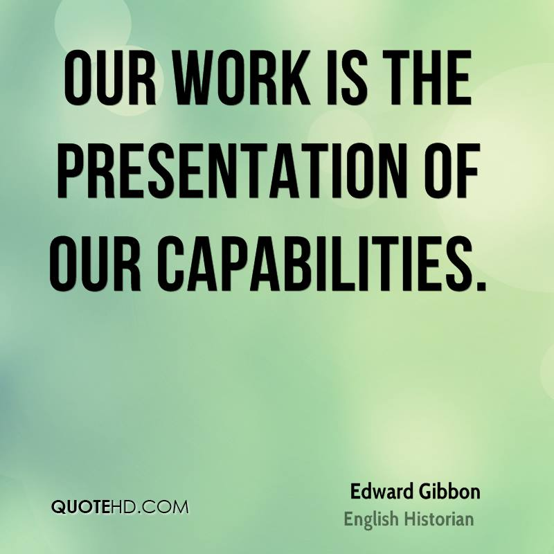 good business presentation quotes about life