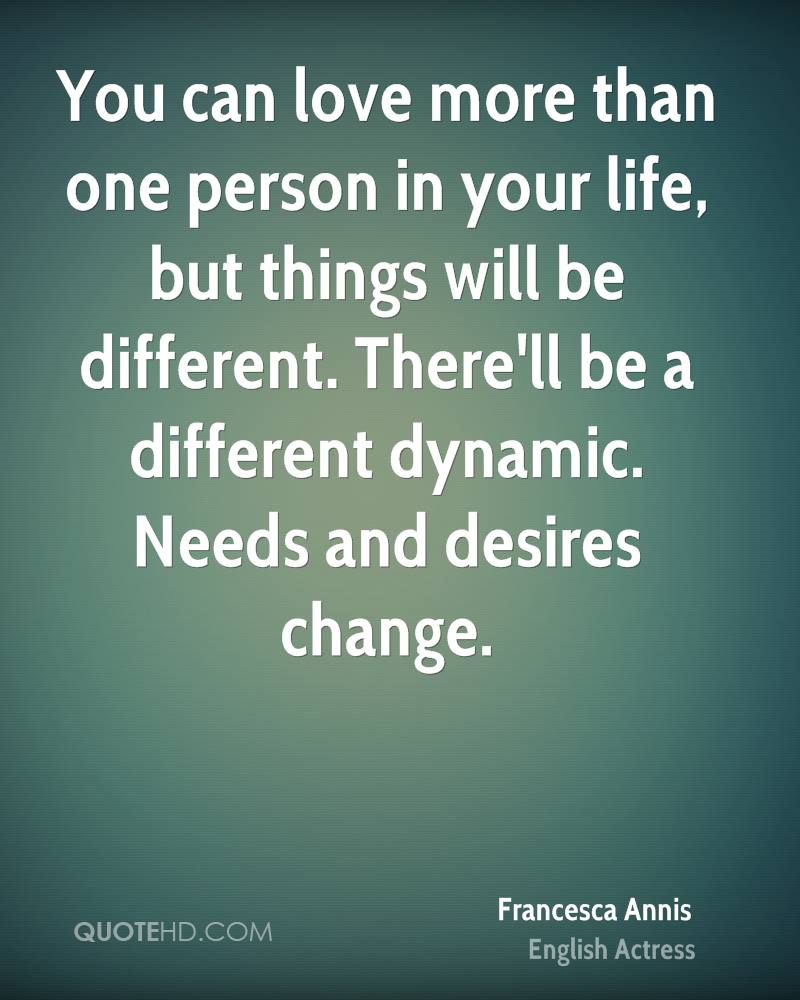 Life Changing Quotes About Love Francesca Annis Change Quotes  Quotehd