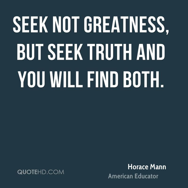Horace Mann Quotes Best Horace Mann Quotes QuoteHD