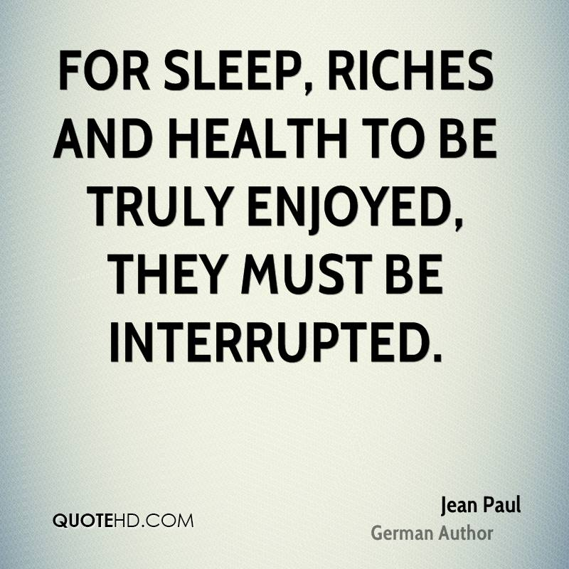Quotes About Love: Quotes About Sleep And Health. QuotesGram