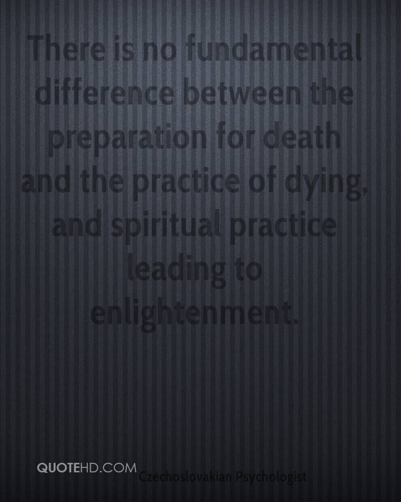 the preparation for death and dying Dying and death confront every new doctor and nurse are they trained to cope with mortality a surgeon weighs in.