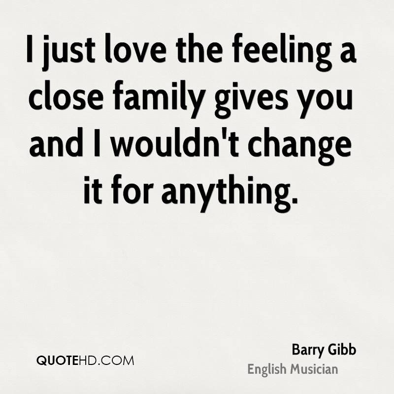 Barry Gibb Family Quotes Quotehd