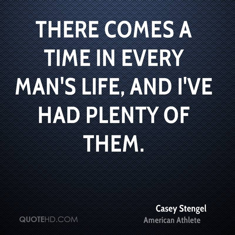 Harley Davidson Love Quotes Amazing Casey Stengel Time Quotes  Quotehd