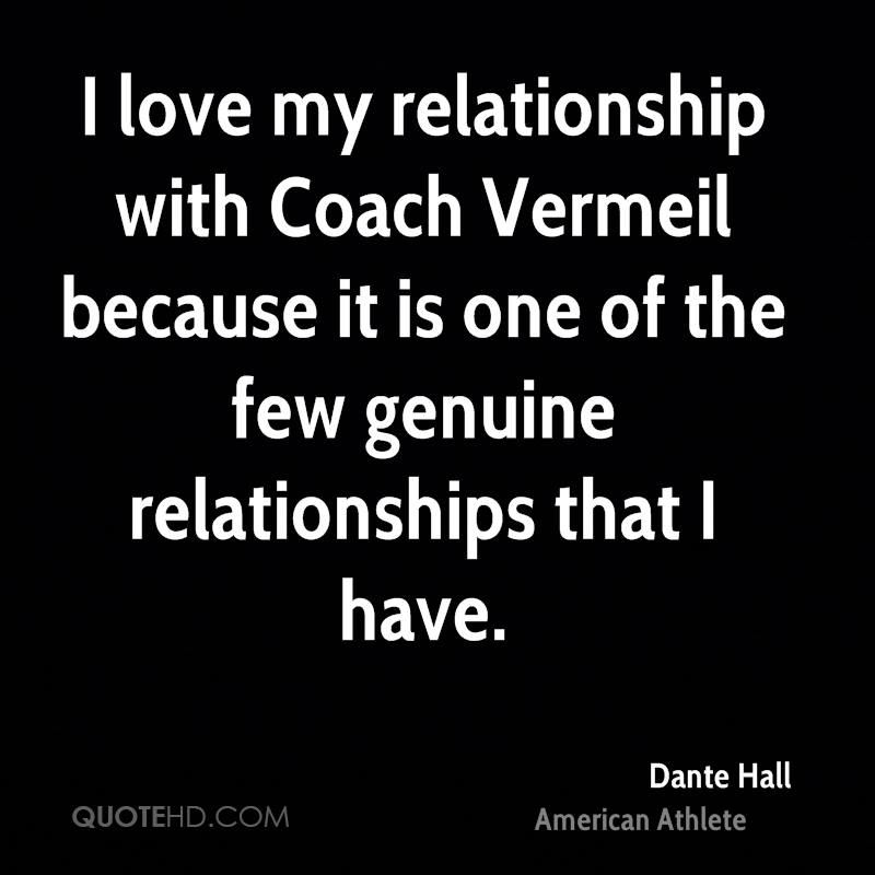 coach athlete relationship quotes