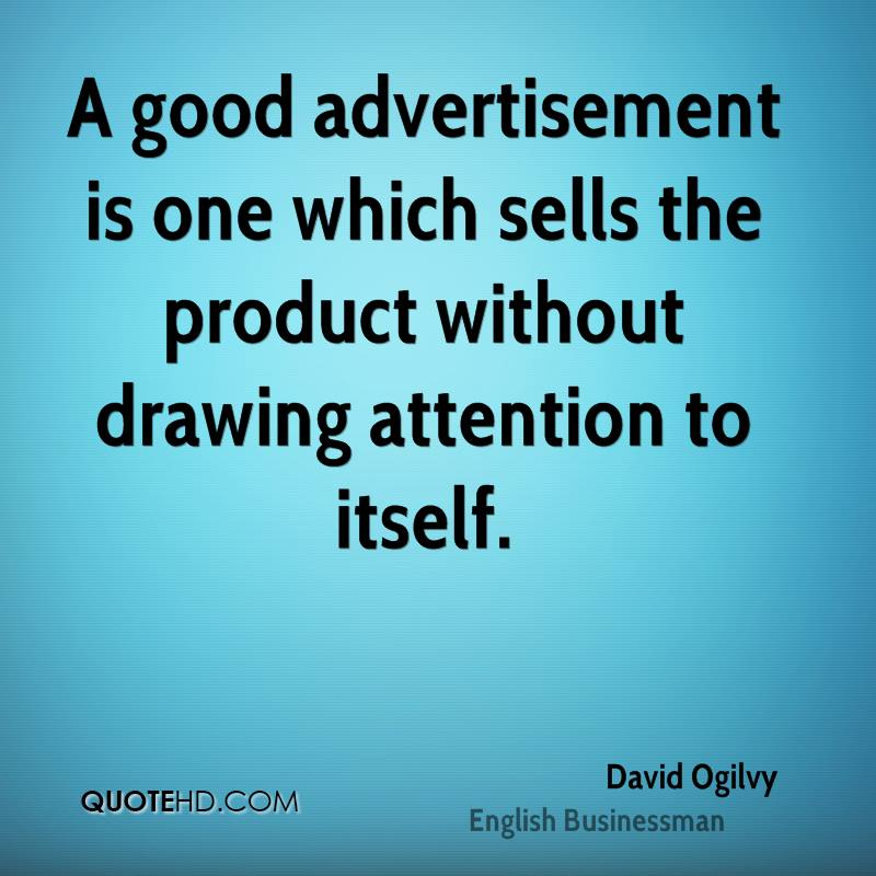 David Ogilvy Quotes | QuoteHD