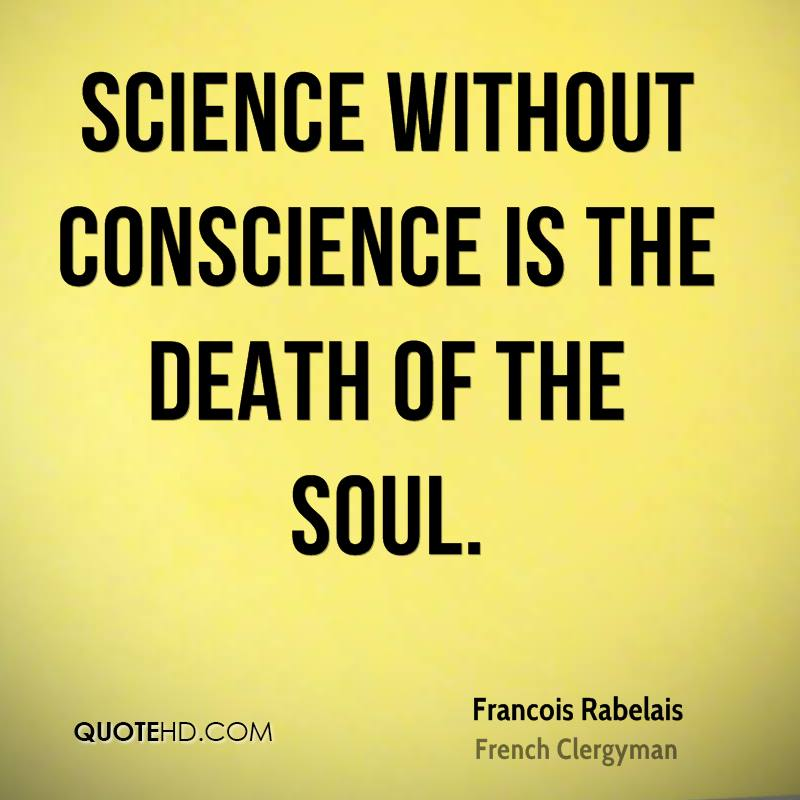 Science and conscience quotes