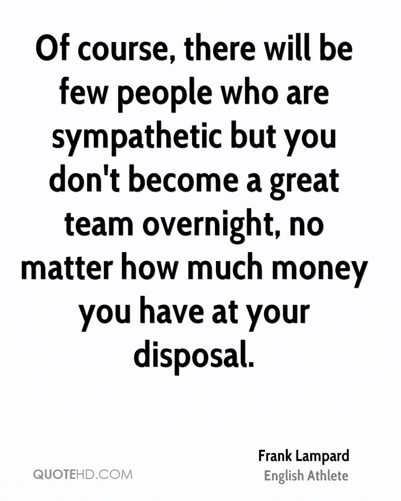 Quotes about the disposal of money