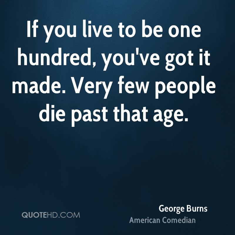 George Burns Funny Quotes Quotehd