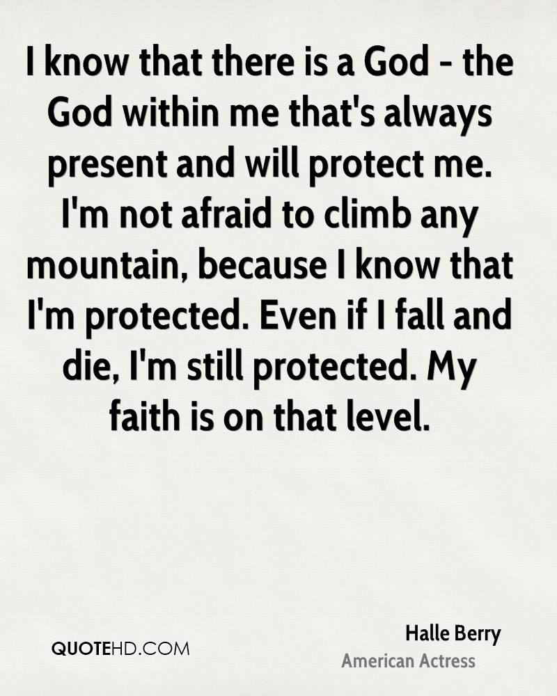 Religious Quotes About Faith Halle Berry Faith Quotes  Quotehd