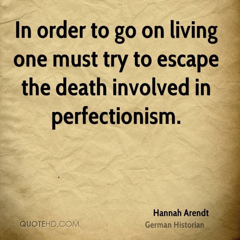 Hannah Arendt Death Quotes Quotehd