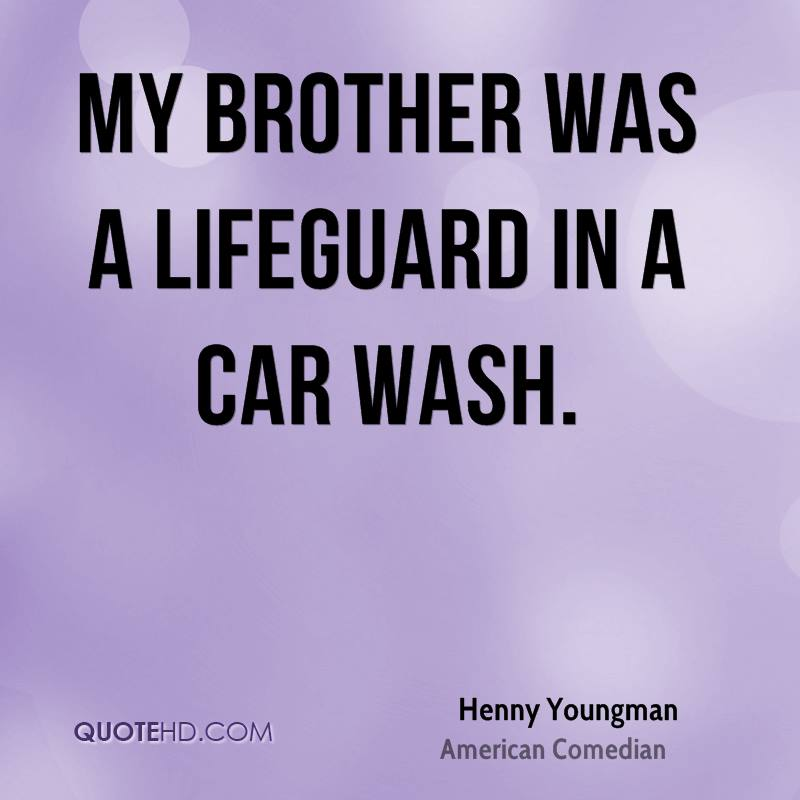 Henny Youngman Car Quotes Quotehd