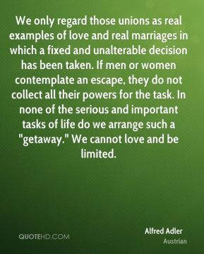 alfred adler marriage quotes quotehd
