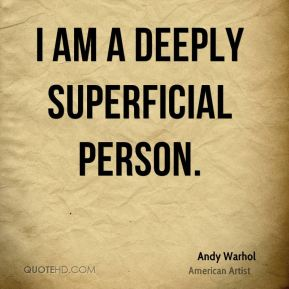 Andy Warhol Quotes | QuoteHD