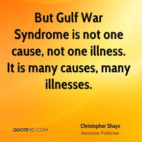 Gulf War Syndrome VA Disability Benefits