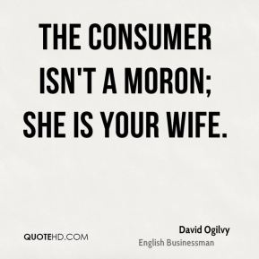 David Ogilvy Quotes Gorgeous David Ogilvy Quotes  Quotehd