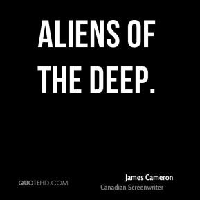 Aliens of the Deep.